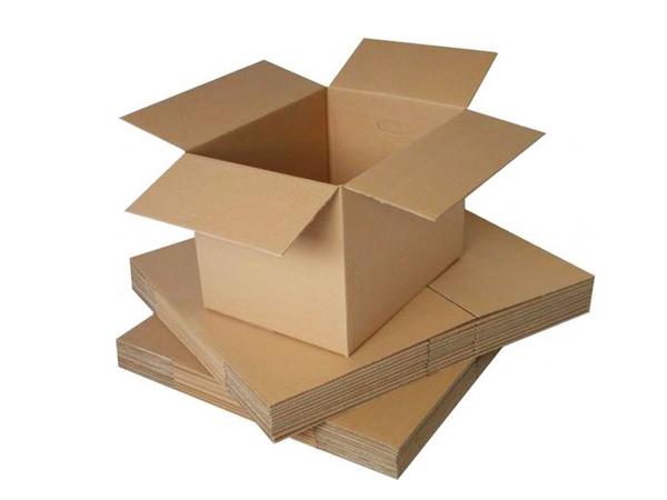瓦楞纸箱结构